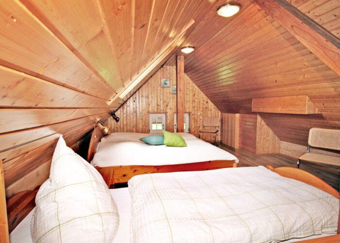 Reibehof Ferienwohnung Backhäusleblick - die Große