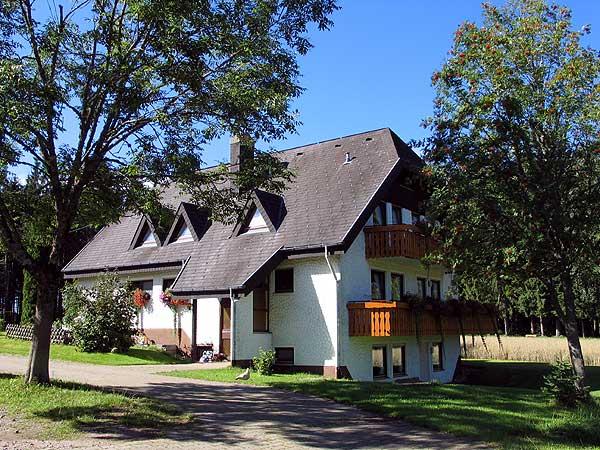 Das Ferienhaus auf dem Reibehof