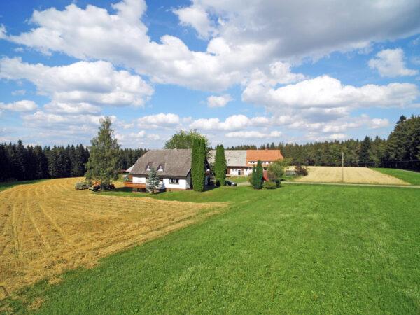 Reibehof mit Ferienhaus