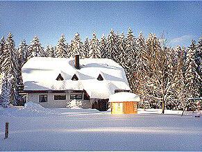 Winter auf dem Reibehof
